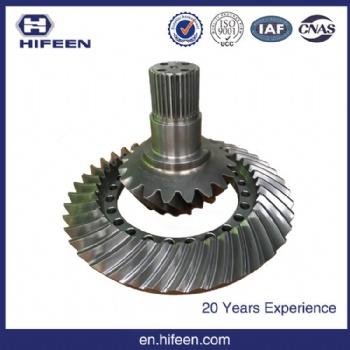 TR100盆角齿螺旋锥齿轮(15019463)