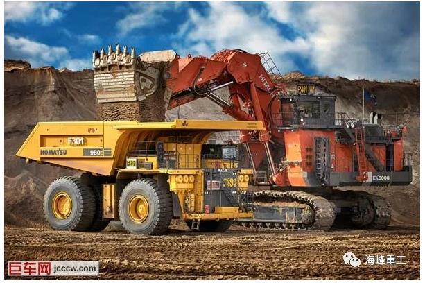 Suncor在油砂矿部署自动化卡车